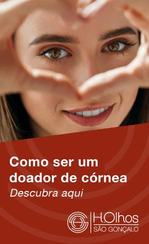 Saiba como ser um doador de córnea