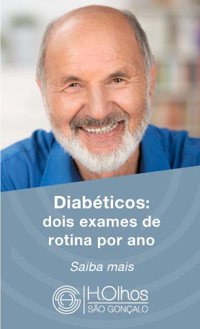 bn-lateraDiabéticos: dois exames de rotina por ano